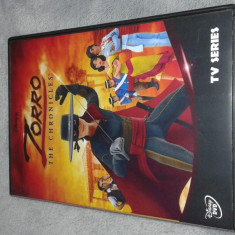 Zorro the Chronicles - Colectie 8 DVD dublat romana