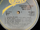 Mike Love - Looking Back With Love (1981/Epic/RFG) - disc Vinil/Vinyl