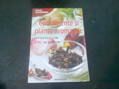 Condimente si plante aromatice. Povestile lor si 85 de retete - Patricia Pop foto