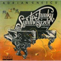 Adrian Enescu - Funky Synthesizer 2 (LP - Romania - VG)