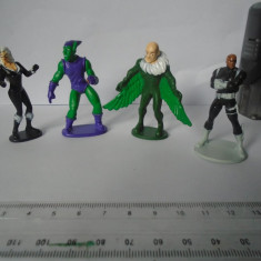 Bnk jc Lot 4 figurine Marvel