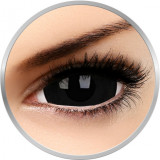 Fancy Black Titan - lentile de contact colorate negre anuale - 360 purtari (2 lentile/cutie)