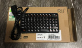 Tastatura SMART Rii 518, pentru Smart TV, iOS, Android, PC