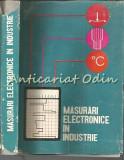Cumpara ieftin Masurari Electronice In Industrie - Th. Nicolau, I. Jakab - Tiraj: 4175 Ex.