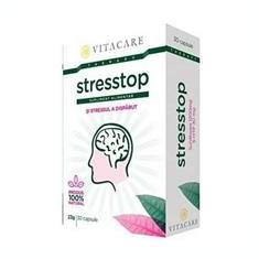 Stresstop VitaCare 30cps Cod: 3832