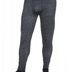 Pantaloni termali barbati Trespass Train Gri Inchis M