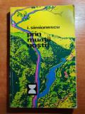 prin muntii nostri - editura pentru turism 1973