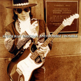 Stevie Ray Vaughan Double Trouble Live At Carnegie Hall (cd)