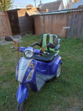 Tricicleta electrica ztech 15 D, BIMAX