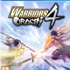 Joc consola Tecmo Koei WARRIORS OROCHI 4 pentru PS4