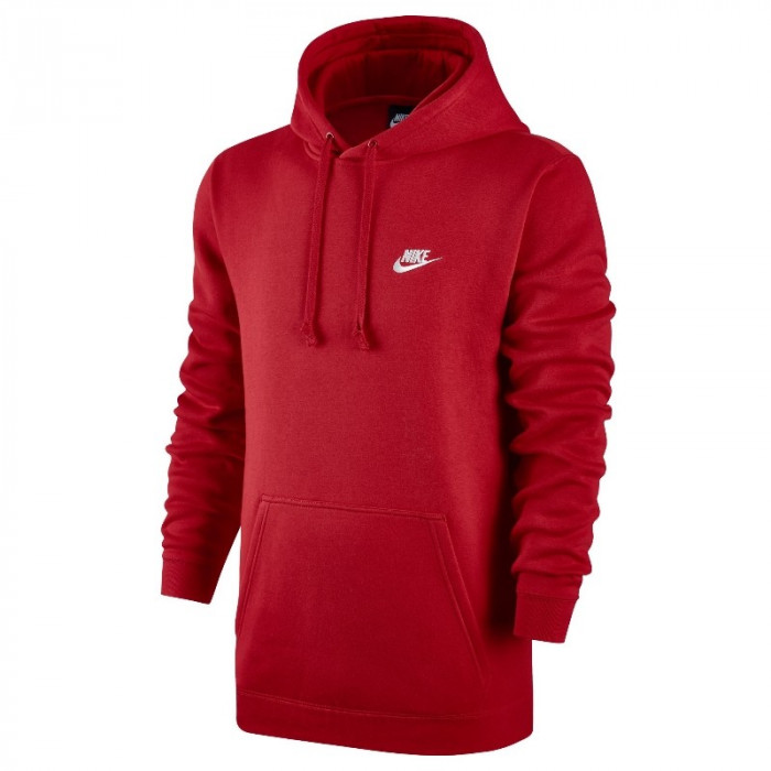 Hanorac Nike Club - Hanorac Original - 804346-657