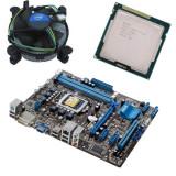 Kit placa de baza second hand Asus P8H61-M LE, Intel i5-2310, Cooler