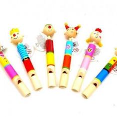 Fluier MomKi de lemn