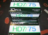 Casetă audio Denon HD7