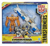 Transformers Cyberverse - Figurina Spark Armor Cheetor