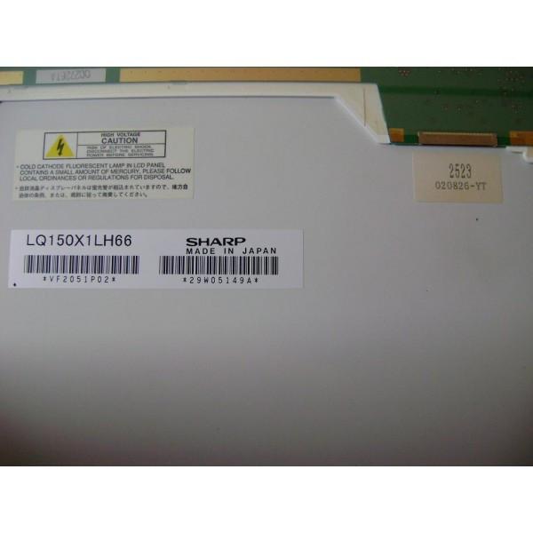 Display Laptop Toshiba? S2400-103 second hand Sharp LQ150X1LH66 15-inch??