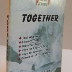 TOGETHER, BAC - ADMITERE, 1998