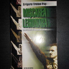 GRIGORE TRAIAN POP - MISCAREA LEGIONARA (1999)