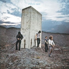 The Who Whos Next remastered (cd)