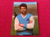 Carte postala fotbal(veche64/65)-atacantul bulgar Georgi Asparuhov(Levski Sofia)