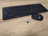 Kit mouse + tastatura wireless, Canyon CNS-HSETW4-US