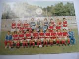 Dinamo Bucuresti foto/carte poatala - anii 80