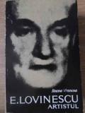 E. LOVINESCU ARTISTUL-ILEANA VRANCEA