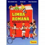 Manual limba romana clasa a V-a