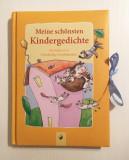 * Carte pt copii, limba germana - Meine schönsten Kindergedichte
