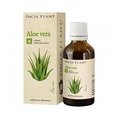 Tinctura Aloe Dacia Plant 50ml Cod: 10799