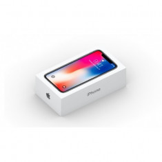Cutie (ambalaj) original apple iphone x 256gb gri