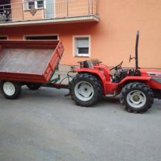 Tractor Antonio Cararro 8400 F Tigrone