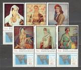 Romania.1971 Expozitia filatelica BALCANFILA-Pictura TR.335