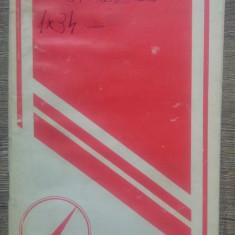 Orar TAROM// 31 martie-26 octombrie 1985