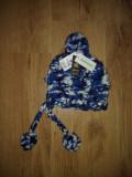 Căciulă damă Burton tricotata manual