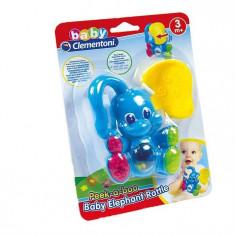 Jucarie Baby Elephant Rattle foto