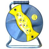 Cumpara ieftin Prelungitor / Derulator tambur cablu, 3 x 2.5 mm, 40 M
