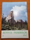 revista padurilor iunie 1967-regiunea arges,valea ampoiului,baia mare