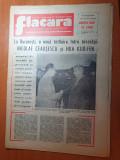 Flacara 17 august 1978-ceausescu vizita in constanta,magazinul unirea,patzaichin