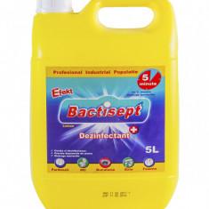 Dezinfectant bactisept Efekt, lemon, 5L