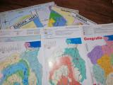 Hărți Geografie