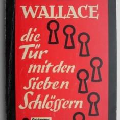 Die Tur mit den sieben Schlossern – Edgar Wallace