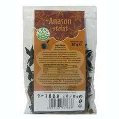 Anason Stelat Herbavit 20gr Cod: herb01199