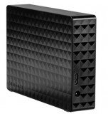 HDD Extern Seagate Expansion Desktop, 3.5 inch, 8TB, USB 3.0 (Negru)