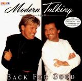 Modern Talking Back For Good 20th Anniversary LP 2018 (vinyl)