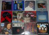 Vinyl Santana,Gipsy Kings,Vangelis,Frank Sinatra,Communards,Edith Piaf,Bee Gees, VINIL
