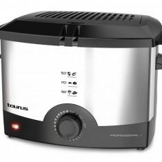 Friteuza Taurus Professional 1 1000W 1.2l negru / inox