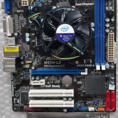 Kit I5 Asrock H55M-LE + i5 650 3.20 GHz + Cooler Intel