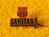 Insigna fotbal - FC BARCELONA (Spania)