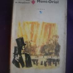 HOPCT  MONT ORIOL /GUY DE MAUPASSANT 1971 / 239  PAGINI